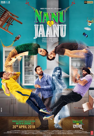 Nanu Ki Jaanu (2018) Latest Movie 700MB Pdvd Hindi Movie