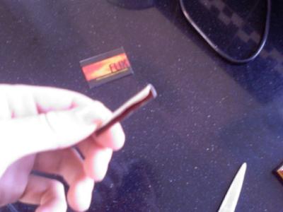 Smoking Finger Trick