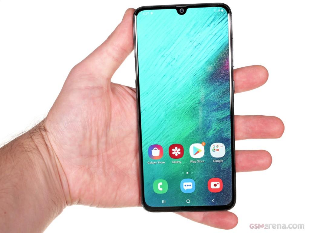 Review dan Spesifikasi Samsung  Galaxy A70