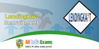 LendingKart Recruitment