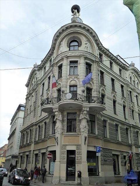ambasciata italiana riga