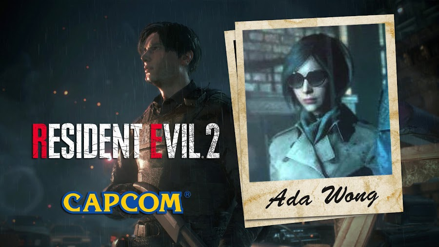 resident evil 2 remake 2019 ada wong first look