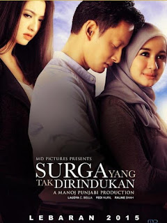 Download Film Surga Yang Tak Kurindukan (2015) WEB-Dl