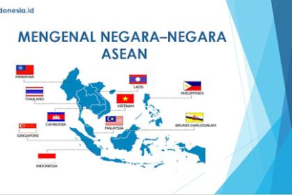 Mengenal Negara - Negara ASEAN