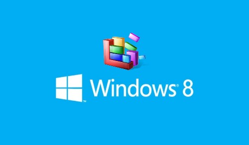 Merapikan Program Windows 8 dengan Disk Defragmenter