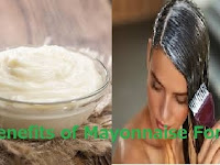 5 Benefits of Mayonnaise For Hair