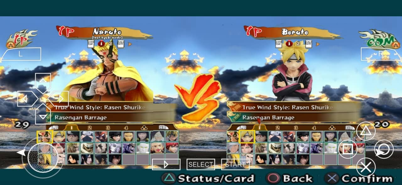 Boruto Naruto Next Generation PPSSPP ISO Download