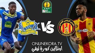 مشاهدة مباراة تونغيث السينغالي والترجي الرياضي التونسي بث مباشر اليوم 03-04-2021 في دوري أبطال أفريقيا
