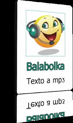 Convertir cualquier archivo de texto a audio en mp3 y más formatos