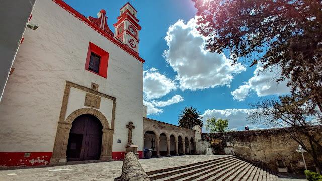 Convento Tepeapulco Otumba, Hidalgo