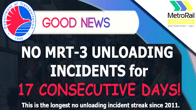 Good News: MRT for the First Time Run 18 Trains