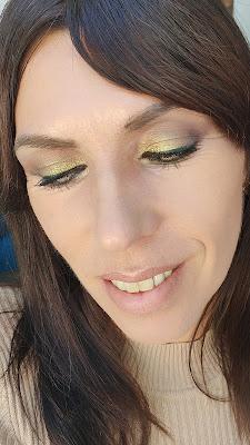 Maquillajes GLAM versión low cost: DORADO 05