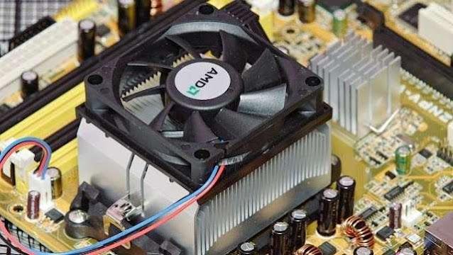 Output Device Heatsink