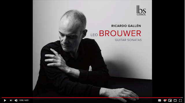 SONATAS DE BROWER POR R GALLÉN