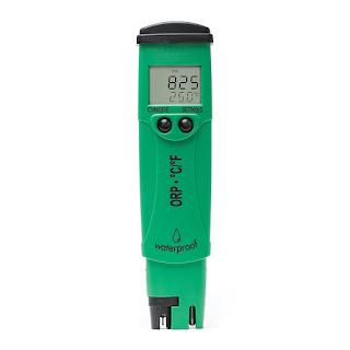 Jual ORP/Temperature Meter HANNA HI98120