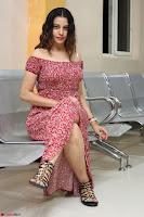 Diksha Panth in a Deep neck Short dress at Maya Mall pre release function ~ Celebrities Exclusive Galleries 084.JPG