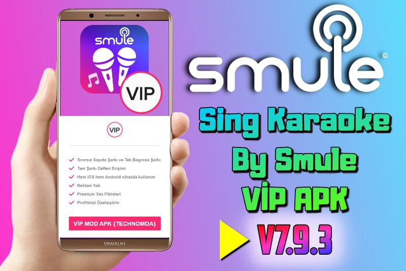 Sing Karaoke by Smule Apk İndir Full Android v7.9.3 | VİP MOD