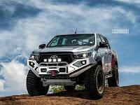 Gambar Toyota Hilux Modifikasi Offroad