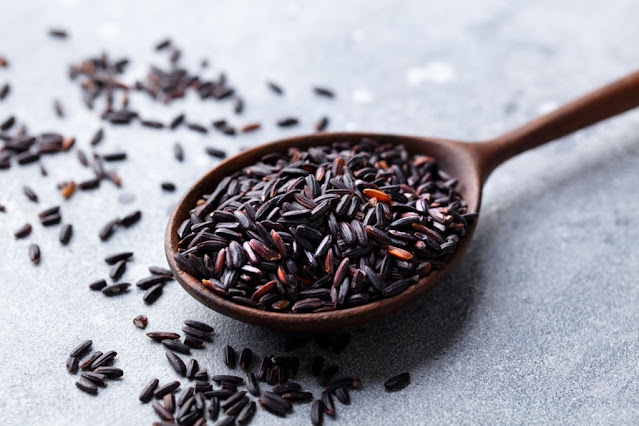 Black Rice Extract To Help Lose Weight In Menopausal Women