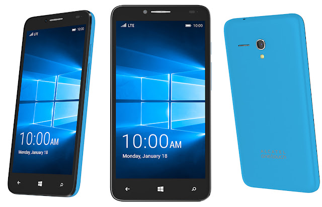 alcatel windows 10