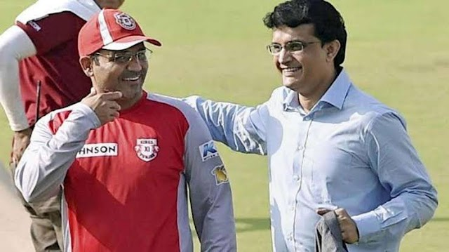 Dada in the politics of Bengal ???  Bapi Bari Ja- says that he will hit sixes in the field of politics !!!  Sourav Ganguly met the Governor at Raj Bhavan