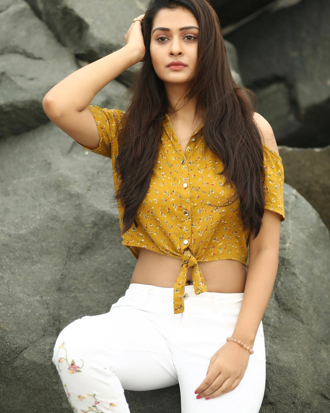 Rajput Payal RX100 Cleavage Hot Still