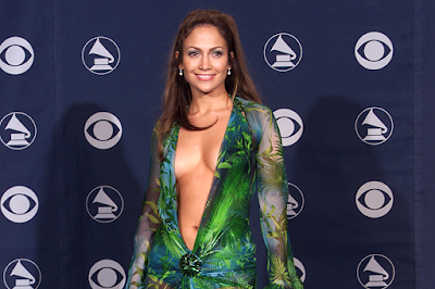 O vestido verde de Jennifer Lopez e a origem do Google Imagens