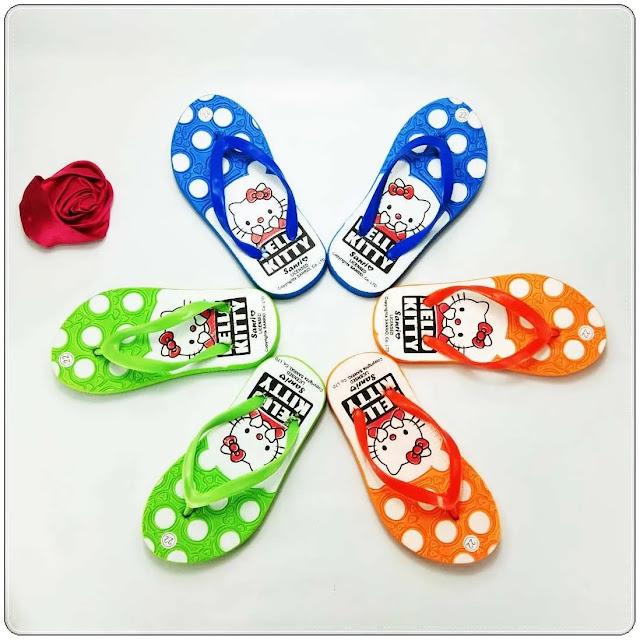 Grosirsandalmurah.net - Sandal Baby - AB Love Hellokity Baby