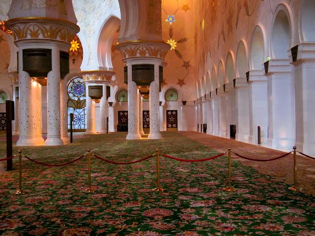 シェイク ザイード グランド モスク