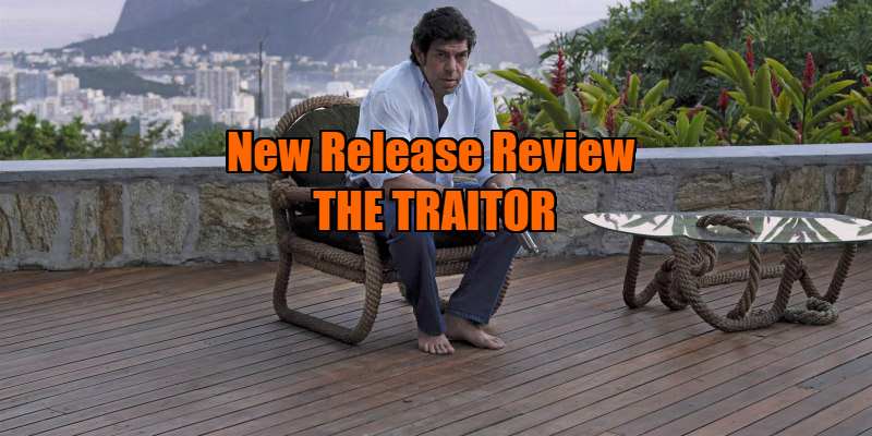 the traitor review