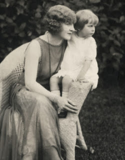 Adele Blood With Her Daughter Dawn