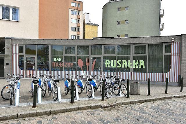 Onde comer bem e barato na Polônia - Milkbar Rusalka em Varsóvia