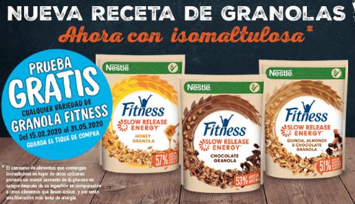 Nestlé Granola Fitness