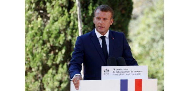 Débarquement de Provence: Macron demande aux maire d'honorer les combattants africains