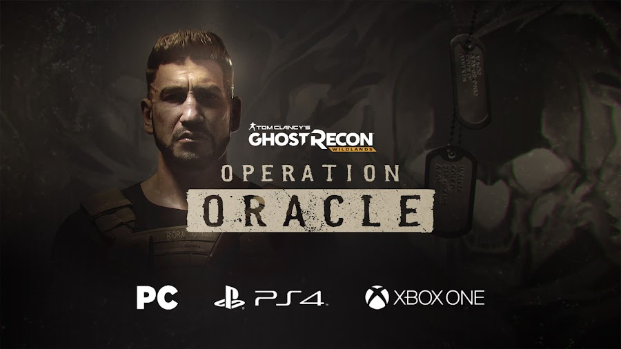 ghost recon wildlands operation oracle free weekend ubisoft cole walker