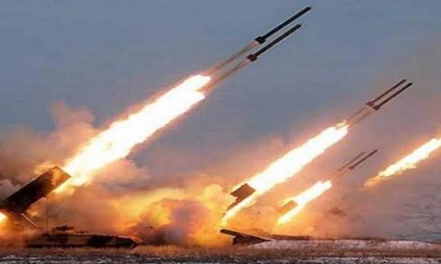بث مباشر.. إيران تقصف قواعد أمريكية بصواريخ واجتماع عاجل لترامب