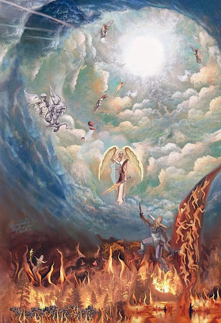 Live, GOD! Go Climb GOD's Mountain: Binding and Loosing in