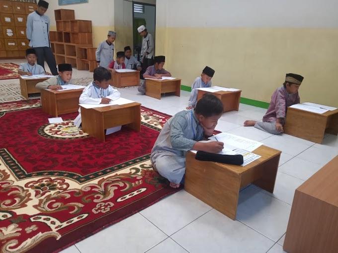 Calon Santri Baru dari Berbagai Provinsi Mengikuti Tes Masuk di PP RTBI Bengkulu