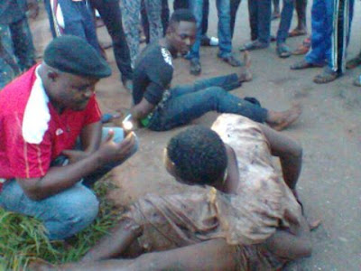Two Guys Burnt To Death For Stealing Wheel Barrow image 2