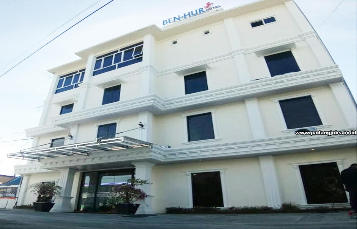 Lowongan Kerja Padang BEN-HUR Hotel Desember 2019 - PADANG ...
