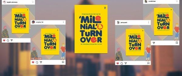 Milenial & Turnover, buku komunikasi antara Generasi X dan Milenial
