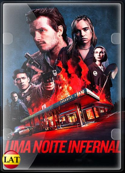 Burn (2019) DVDRIP LATINO