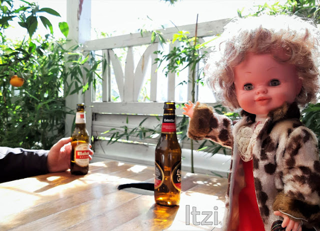 Muñeca Bambinela de Esvi