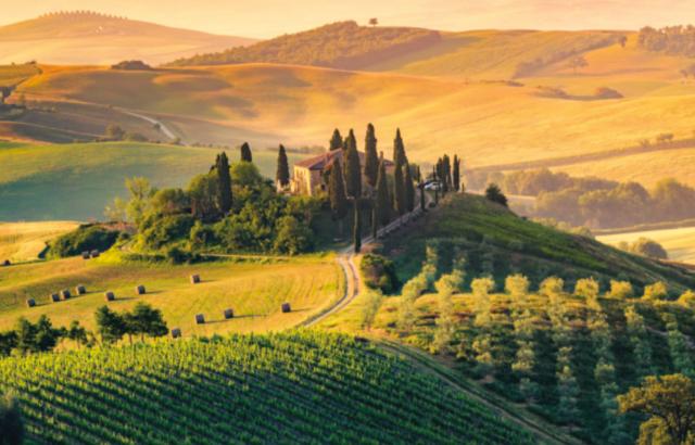 توسكانا إيطاليا