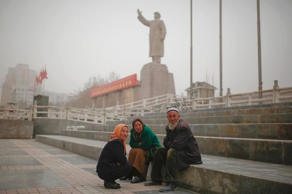 China Diminta Tutup Kamp Muslim Uighur