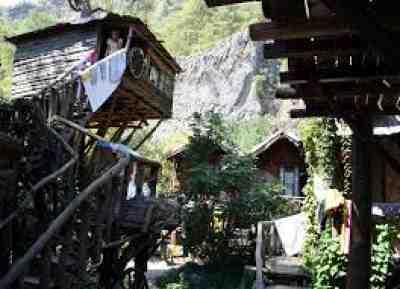 Kadir's Tree Houses, Turkey