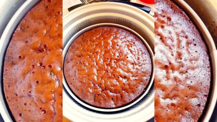 Resepi kek buah kukus super moist