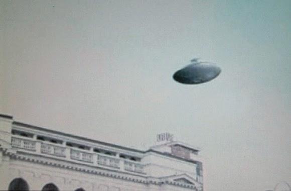 UFO Terlihat Terbang Rendah Di Sarajevo Pada Tanggal 8 Oktober 2005