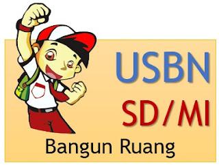 Latihan Soal USBN SD Bangun Ruang