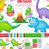 Cutest Dinosaur Clip Art